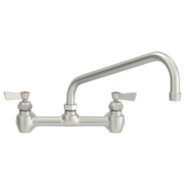 Fisher 60674 Wall Mount Faucet W 8 Centers 14 Swing Etundra