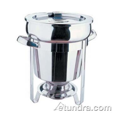 Winco 211 11 qt soup warmer set etundra for Dining room equipment