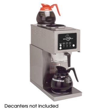 Bloomfield Coffee Maker Parts Manual : Bloomfield - 9003-D3 - Koffee King Pour-Over Coffee Brewer eTundra