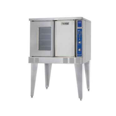 Garland Gas Oven manual on