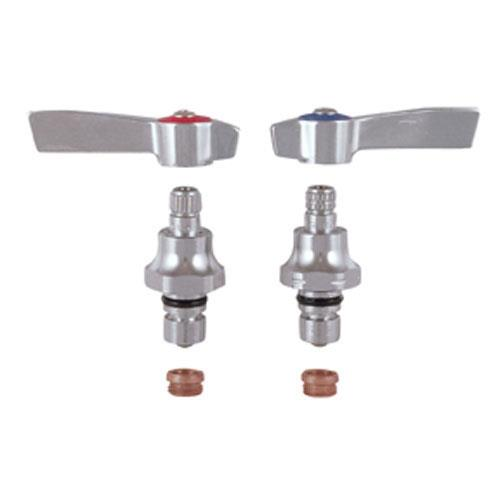 Restaurant Sink Faucet Parts : ... about Encore Plumbing - KN13-0010 - 8 in Center Wall Faucet Repair Kit