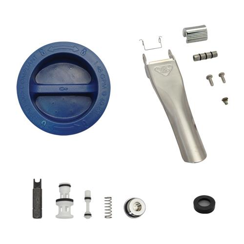 Commercial Toilet Parts : 15840 - T&S Brass - Spray Valve Repair Kit Product Image