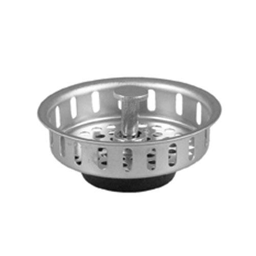 Commercial Sink Basket Strainer : 11330 - Commercial - Moveable Post Drain Basket Product Image