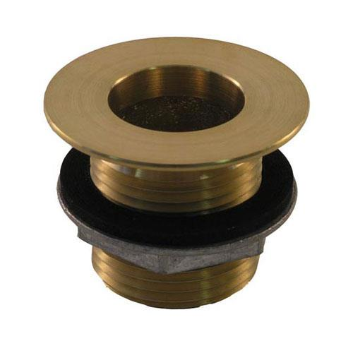 Commercial quot brass drain etundra