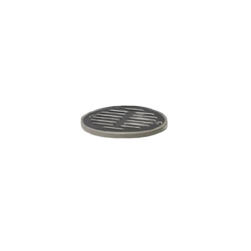 Commercial 4 7 8 in round stainless floor strainer etundra for 10 inch floor drain cover