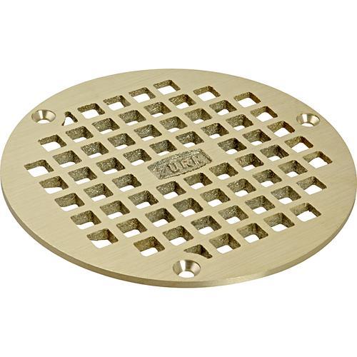 Zurn Znpn400 5b Str 5 In Bronze Floor Drain Cover