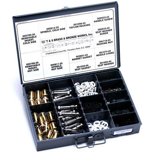 T S Brass B 7k Eterna Master Parts Kit Etundra