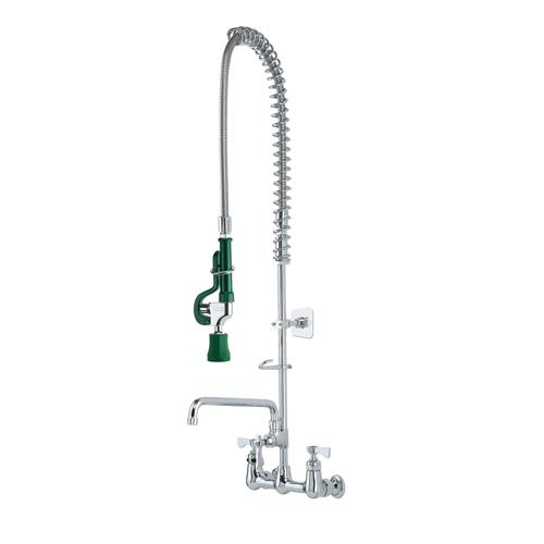 Krowne 17 109wl 8 In Wall Mount Pre Rinse Assembly