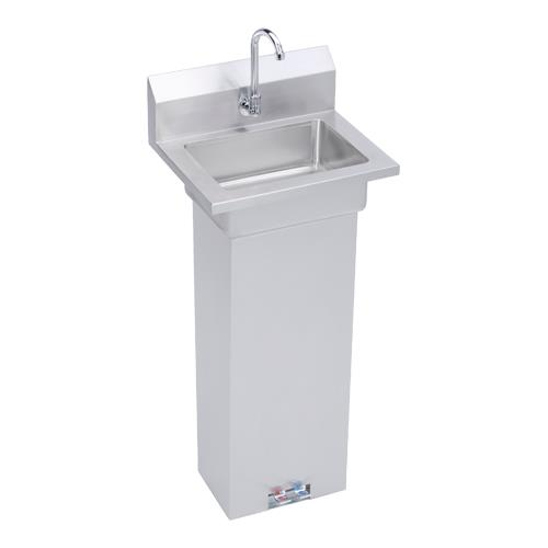 18 Inch Pedestal Sink : Elkay - EHS-18-PEDX - 18