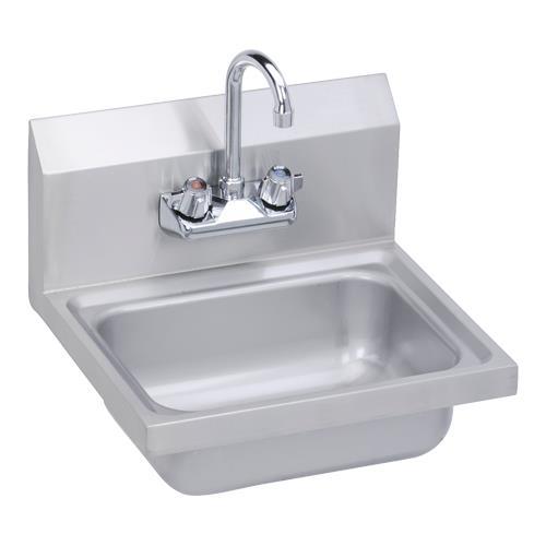 Elkay Sehs 17x 17 X 15 In Wall Mount Hand Sink Etundra