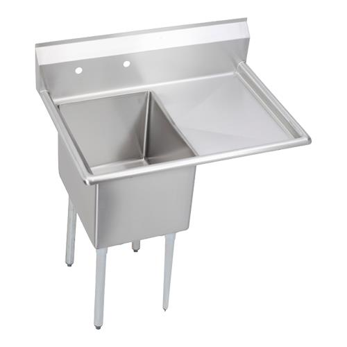 42 inch kitchen sink elkay e1c20x20 r 20x 42 1 2 in 1 compartment sink 3911