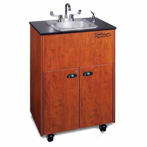 Inspiring Second Hand Cabinets 4 Dark Cherry Kitchen: Premier Series Stainless