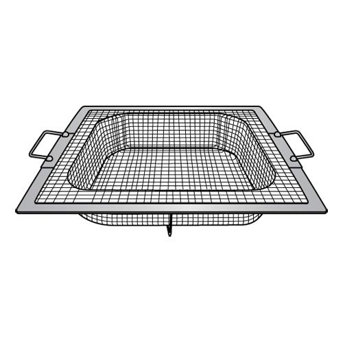"20"" x 20"" Pre-Rinse Sink Basket at Discount 11488"
