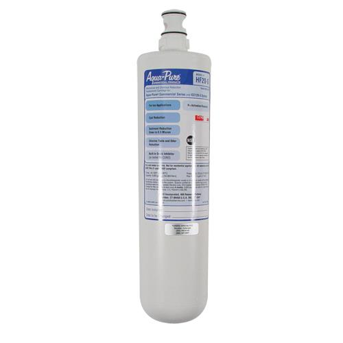 3M - HF20-S - REPLACEMENT WATER FILTER CARTRIDGE WITH SCALE INHIBITOR
