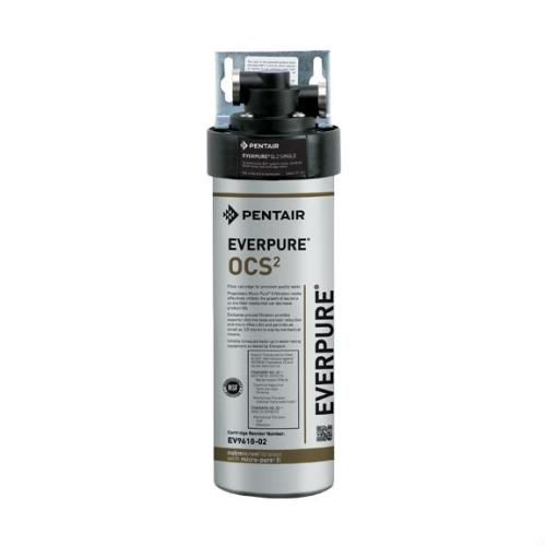 Everpure ev927560 ql2 ocs2 coffee filtration system for Everpure water filter systems