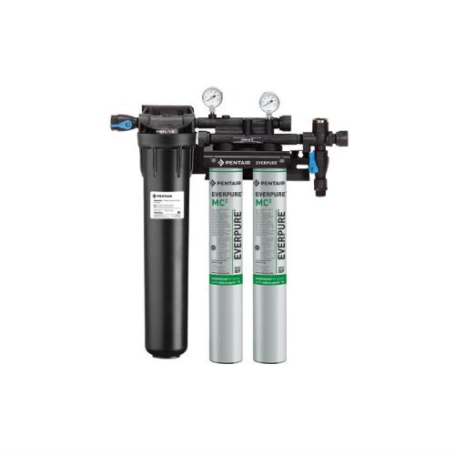 Everpure ev932802 coldrink 2 twin filtration system for Everpure water filter system