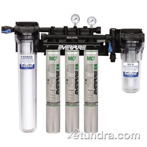 Everpure Ev932806 High Flow Triple Filtration System
