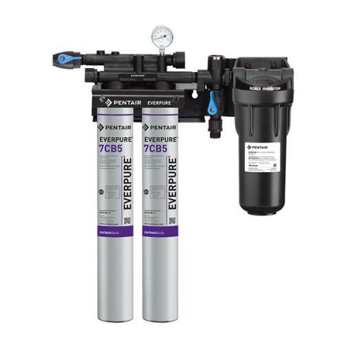 Everpure ev979722 kleensteam ii twin filtration system for Everpure filter system