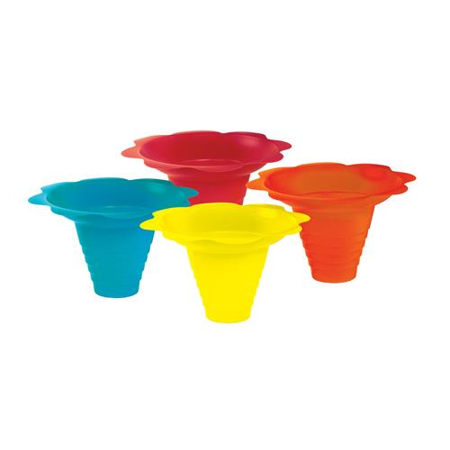 Flower Drip Tray Cups