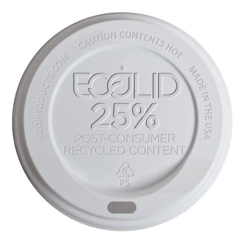 Eco-Products - EP-HL8-WR - 8 Oz EcoLid® Hot Cup Lids