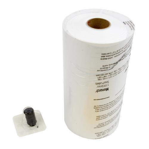 White Blank Labels For Monarch 1131 Label Gun
