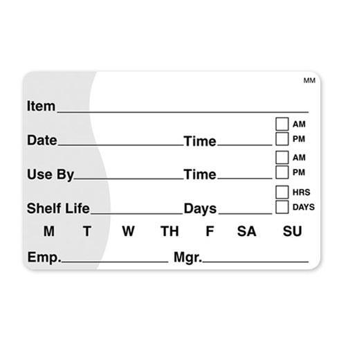 daymark - 110342  shelf life