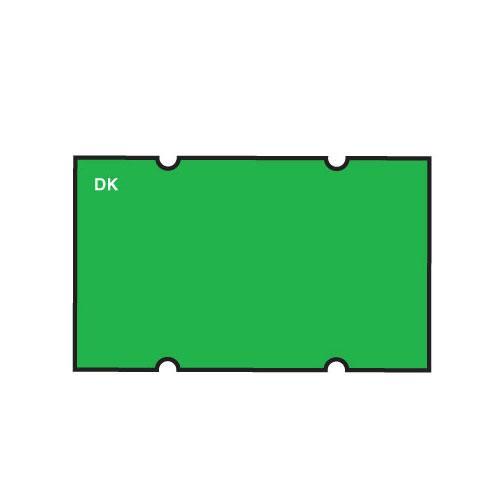 DuraMark DM5 3 Line Green Label at Discount Sku 110470 DAY110470