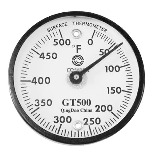 0 500 F Grill Surface Thermometer