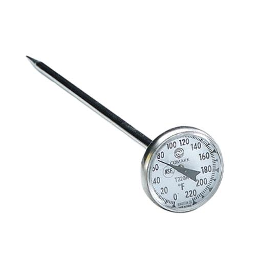 0 220 F Dial Thermometer