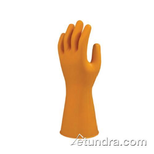 Sexy and Latex gloves and food safety body built