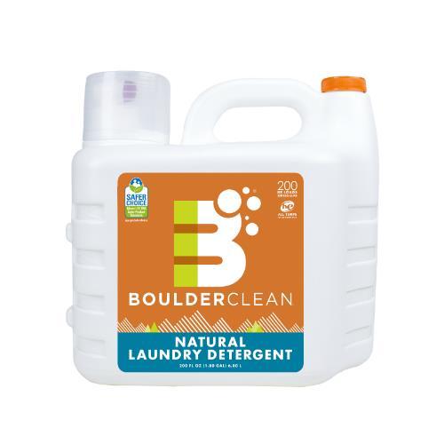 Boulder Clean New Ldn Un Liquid Laundry Detergent