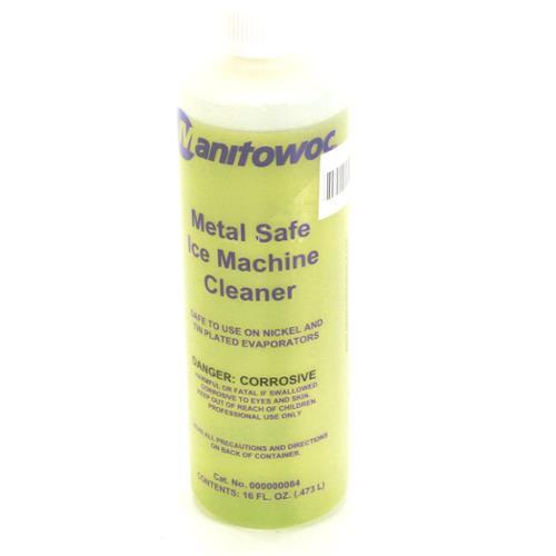 manitowoc machine cleaning