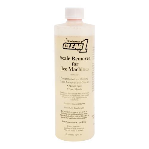 scotsman clear 1 machine cleaner