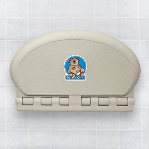 Click here for Gray Wall Mounted Baby Changing Station prices