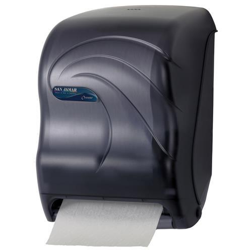 Touchless Towel Dispenser ~ San jamar t tbk oceans touchless paper towel dispenser