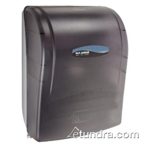 Simplicity Black Towel Dispenser at Discount Sku T7000TBK SANT7000TBK