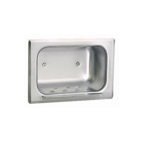 Recessed Soap Dish For Stud Walls at Discount Sku B-4380 BOBB4380