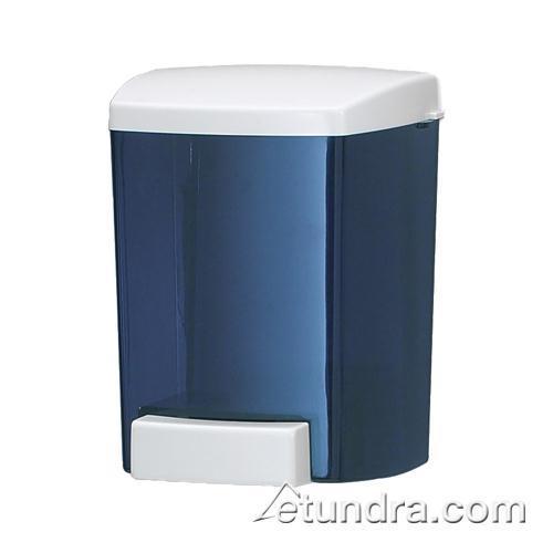 Bulk 30 Oz Foam Soap Blue Dispenser at Discount Sku SF30TBL SANSF30TBL