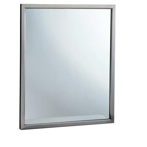 "24"" x 36"" Welded Frame Mirror w/Tempered Glass at Discount Sku B-2908 2436 BOBB29082436"