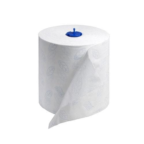 Paper Towels Jumbo Rolls: Tork - 290096 - Premium Soft Hand Towel Roll