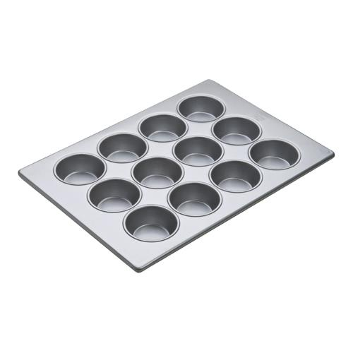Focus Foodservice - 903645 - (12) 3 1/4 in Muffin Pan
