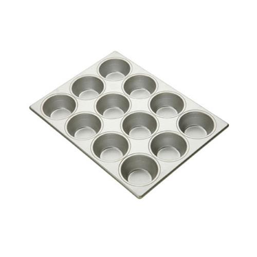 Focus Foodservice - 903695 - (12) 3 11/16 in Pecan Roll Pan