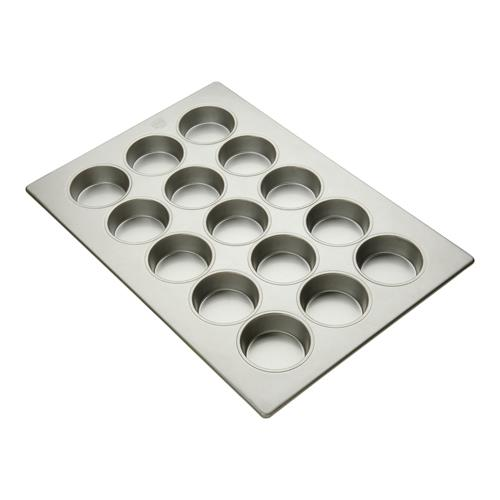 Focus Foodservice - 907005 - (15) 3 11/16 in Pecan Roll Pan
