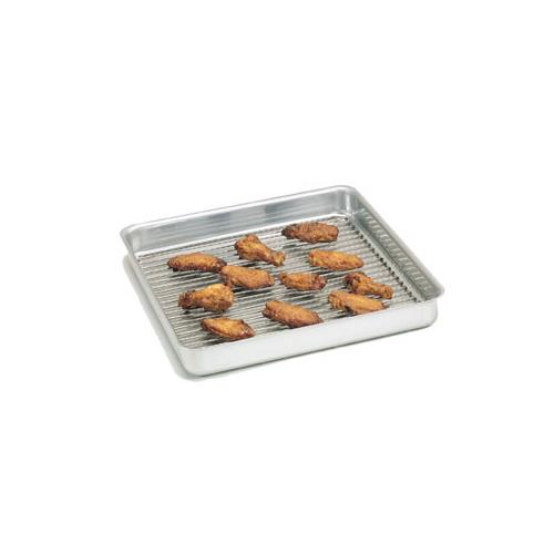 American metalcraft sq1615 16 in x 16 in x 1 1 2 in for Kitchen craft baking supplies