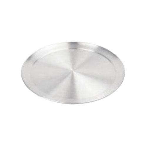 Winco APZT-14 14 in Wide Rim Aluminum Pizza Pan for Restaurant Chef
