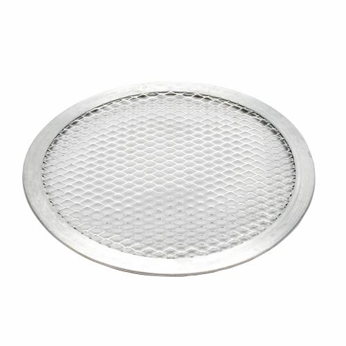 American metalcraft 18707 7 in aluminum pizza screen for Kitchen craft baking supplies