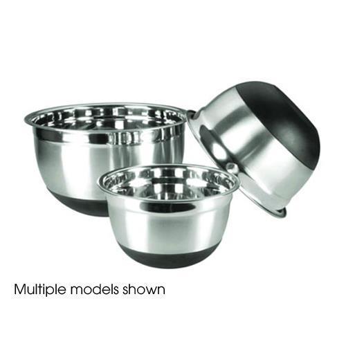 5 qt Mixing Bowl w/Silicone Base at Discount Sku MXRU-500 WINMXRU500