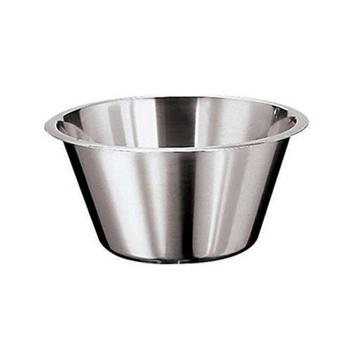 6 3/8 qt Stainless Steel Mixing Bowl