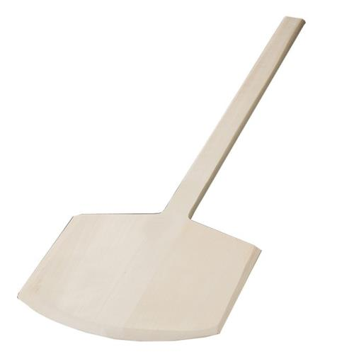 American metalcraft 1139 11 in x 11 in wood pizza peel for Kitchen craft baking supplies