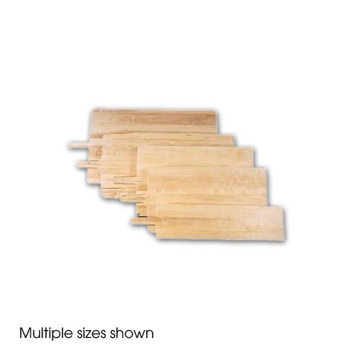 American metalcraft 1636 16 in x 29 1 2 in wood pizza for Kitchen craft baking supplies